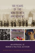 Cover for 100 Years of the Nineteenth Amendment