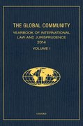 Cover for The Global Community Yearbook of International Law and Jurisprudence 2014