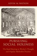 Cover for Pursuing Social Holiness