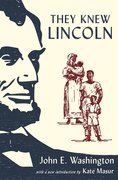 Cover for They Knew Lincoln