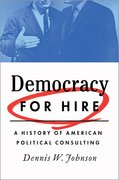Cover for Democracy for Hire