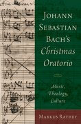 Cover for Johann Sebastian Bach