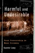 Cover for Harmful and Undesirable