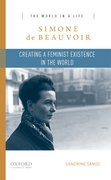 Cover for Simone de Beauvoir