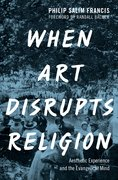 Cover for When Art Disrupts Religion - 9780190279769