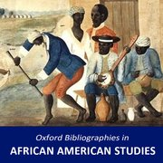 Cover for Oxford Bibliographies in African American Studies - 9780190280024