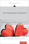Cover for The Marriage Paradox
