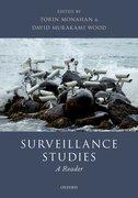 Cover for Surveillance Studies