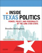 Cover for Inside Texas Politics