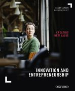 Cover for Innovation and Entrepreneurship: Creating New Value