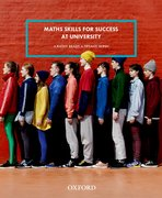 Cover for Maths Skills for Success at University