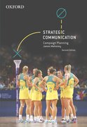 Cover for Strategic Communication