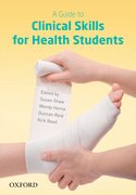 Cover for A Guide to Clinical Skills for Health Students
