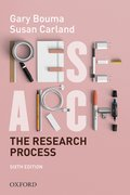 Cover for The Research Process