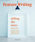 Cover for Feature Writing - 9780190304881