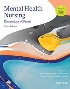 Cover for Mental Health Nursing - 9780190305222