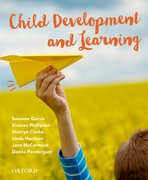 Cover for Child Development and Learning - 9780190306403