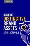 Cover for Building Distinctive Brand Assets