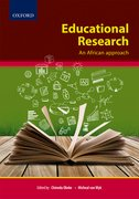 Cover for Educational research
