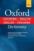 Cover for Chichewa-English/English-Chichewa Dictionary