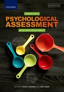 Cover for Introduction to Psychological Assessment in the South African Context