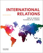 Cover for International Relations