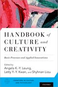 Cover for Handbook of Culture and Creativity - 9780190455682