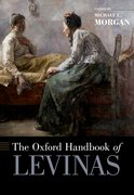 Cover for The Oxford Handbook of Levinas
