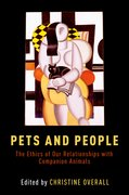 Cover for Pets and People - 9780190456078