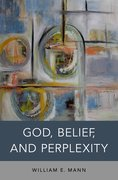 Cover for God, Belief, and Perplexity