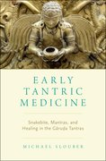 Cover for Early Tantric Medicine