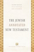 Cover for The Jewish Annotated New Testament