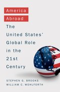 Cover for America Abroad - 9780190464257