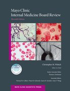 Cover for Mayo Clinic Internal Medicine Board Review