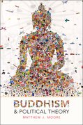 Cover for Buddhism and Political Theory