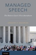 Cover for Managed Speech