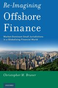 Cover for Re-Imagining Offshore Finance - 9780190466879