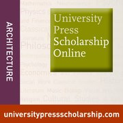 Cover for University Press Scholarship Online - Architecture
