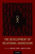 Cover for The Development of Relational Aggression - 9780190491826