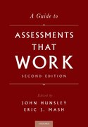 Cover for A Guide to Assessments That Work - 9780190492243