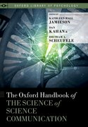 Cover for The Oxford Handbook of the Science of Science Communication