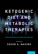 Cover for Ketogenic Diet and Metabolic Therapies - 9780190497996