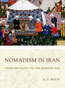 Cover for Nomadism in Iran - 9780190600594
