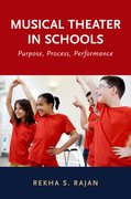 Cover for Musical Theater in Schools - 9780190603212