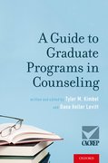 Cover for A Guide to Graduate Programs in Counseling - 9780190603724