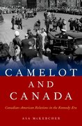 Cover for Camelot and Canada