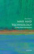Cover for War and Technology: A Very Short Introduction