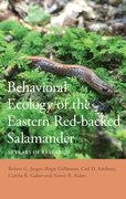 Cover for Behavioral Ecology of the Eastern Red-backed Salamander