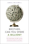 Cover for Brother, Can You Spare a Billion?