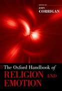 Cover for The Oxford Handbook of Religion and Emotion